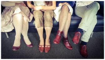 Snygga skor...